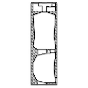 Propast recording studio A floor plan